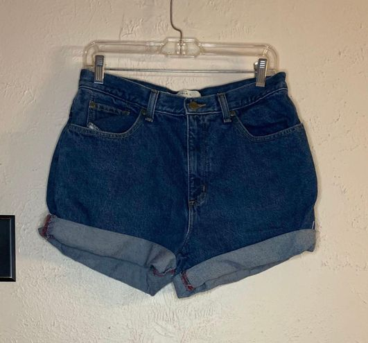 L.L.Bean  Jean Shorts