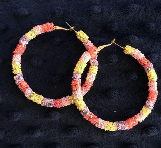 Forever 21 Sparkle Earrings