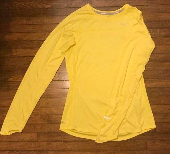 Nike Dri-fit Long-sleeve
