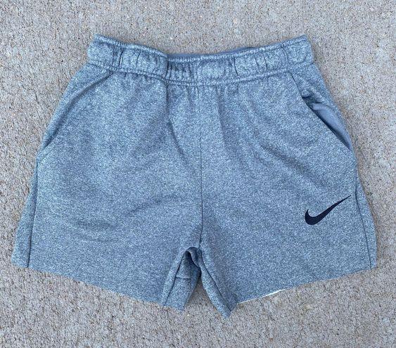 Nike embroidered  lounge shorts