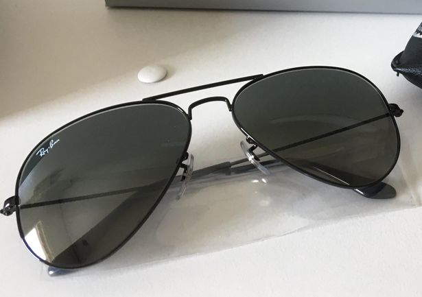Ray-Ban Sunglasses Black