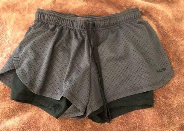 Champion Gray Athletic Shorts