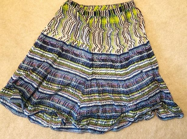 Life Style broomstick skirt, M