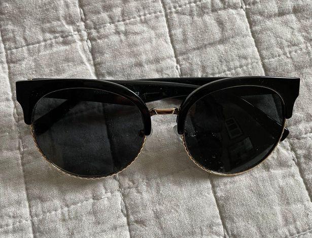 Cat Eye Black Glasses