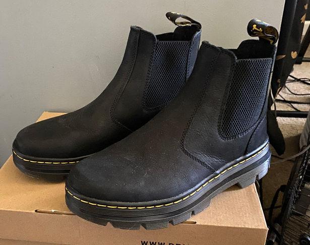 Dr. Martens Brand New Dr Marten Chelsea Boots