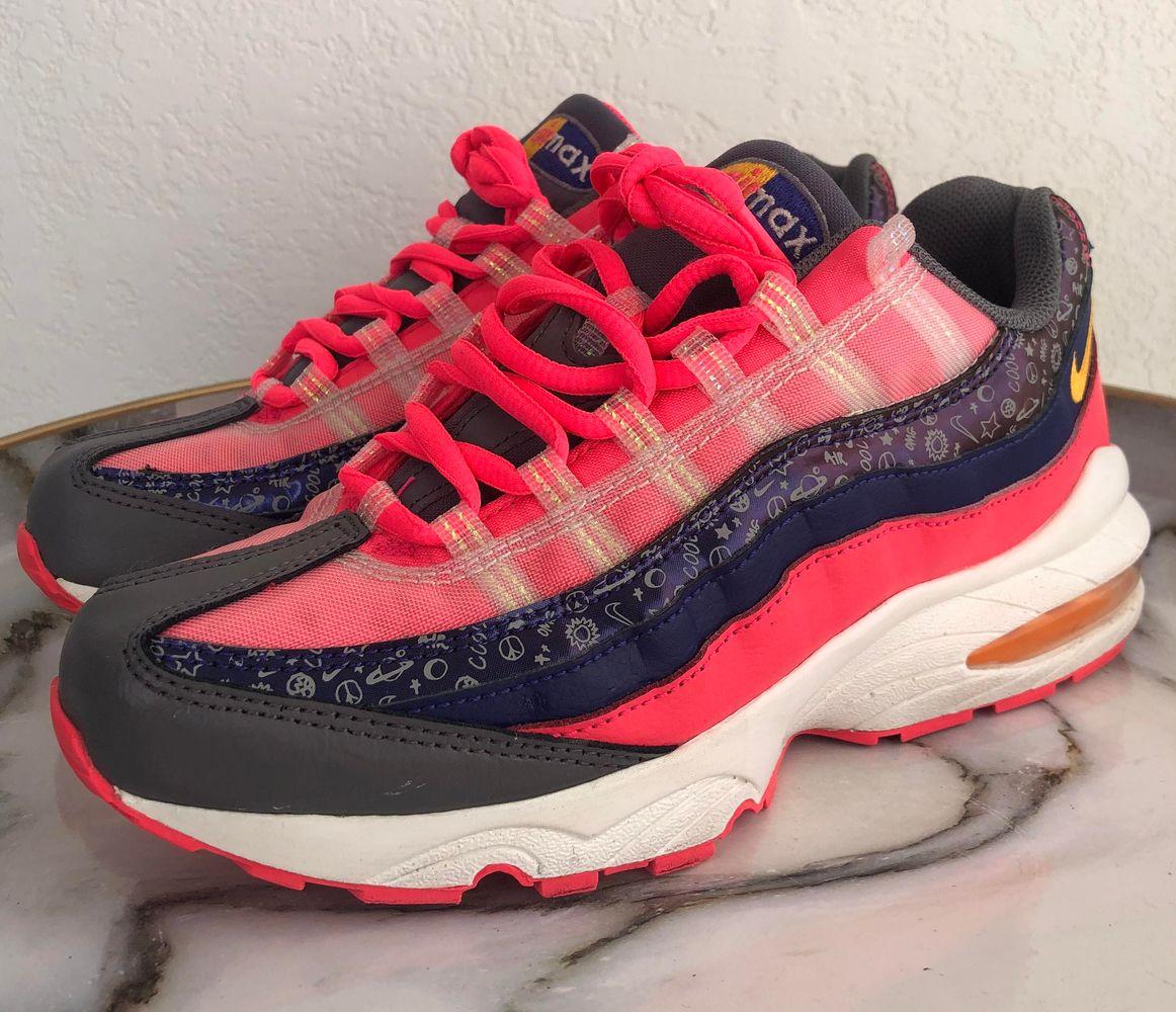 Nike Girls Air Max '95 Size 8.5/ 6.5Y