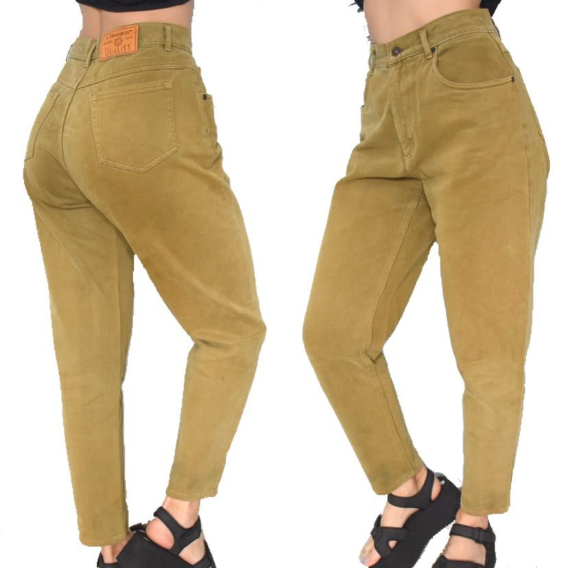 VTG Liz Claiborne Highrise Mom Jeans Sz 8