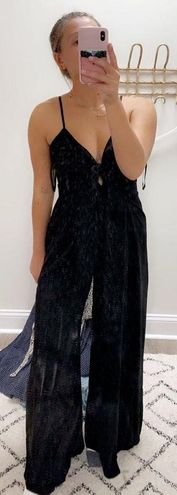 Knotted Top Jumpsuit