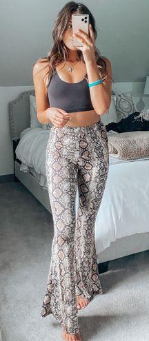 Boutique Flare Pants