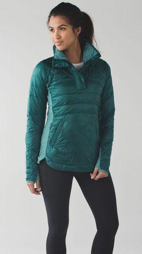 Lululemon Down For A Run Jacket
