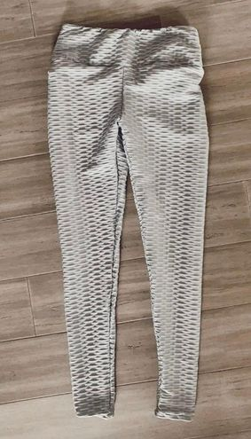 Gray TikTok Leggings