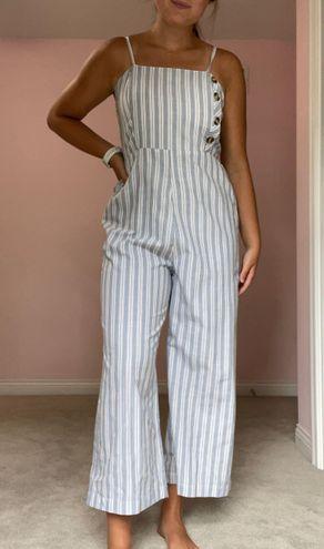 TJ Maxx Striped Jumpsuit