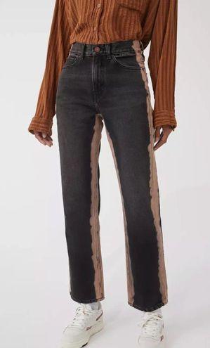 BDG  High Waisted Cowboy Jean - Laser Dye
