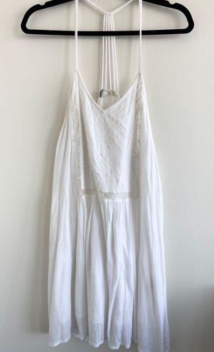 Roxy White Sundress