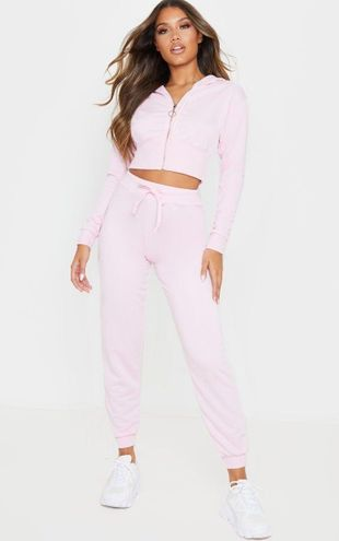 Pretty Little Things Pretty Little Thing Pink Jogger Set