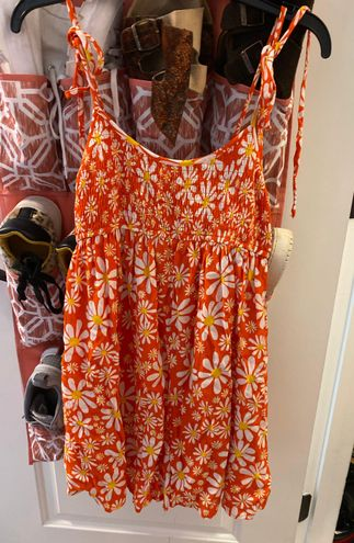 Urban Outfitters Flower Romper