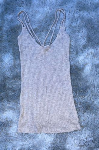 Silence + Noise Sweater Tank Top