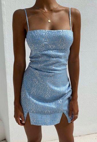 Tiger Mist Adalene Mini Dress
