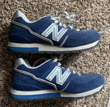 New Balance 594 Blue Size 7.5 - $18 - From Mikaela