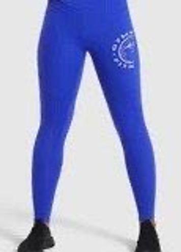 Gymshark Leggings-Blue