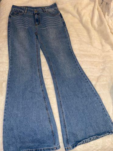 SheIn High Waist Flare Jeans