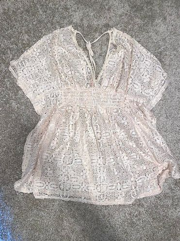 Target Lace Cover-up