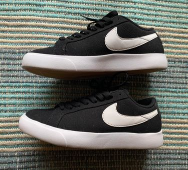 Nike Sb Blazer Vapor Black Size 6 - $25 (58% Off Retail) - From Savannah
