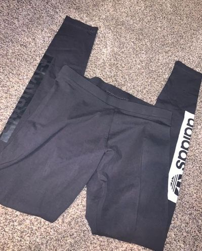 dark gray leggings