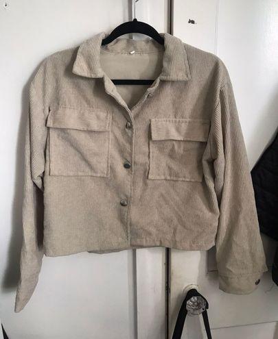 SheIn Corduroy Jacket