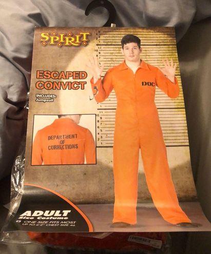 DOC Convict Costume