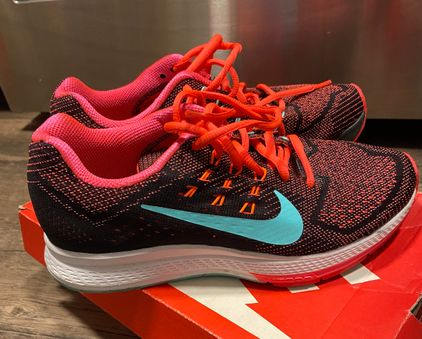 Nike Air Zoom Structure 18 Multiple Size 6.5 - $45 (59% Off Retail) - From Alexis