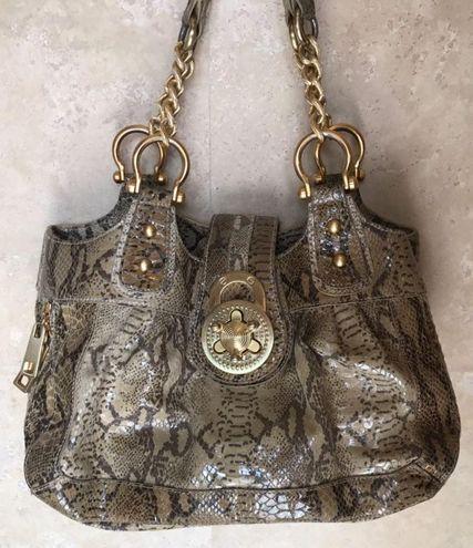 Steve Madden Leather Hobo Bag