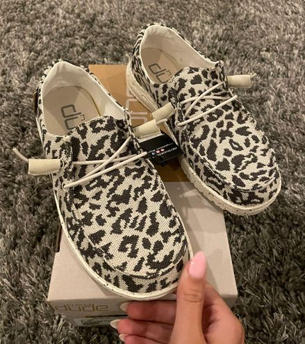 Hey Dude Cheetah Shoes
