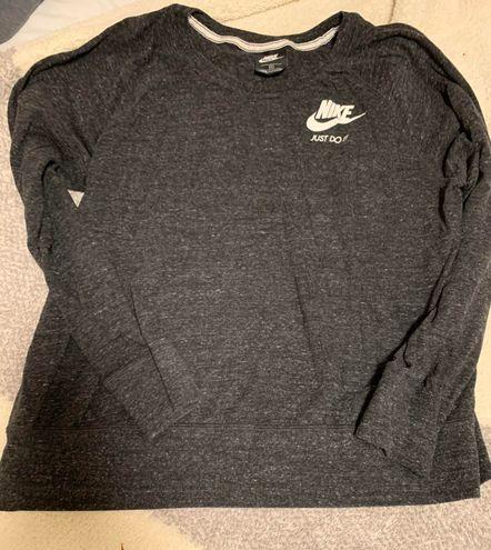 Nike Dark Grey  Crewneck