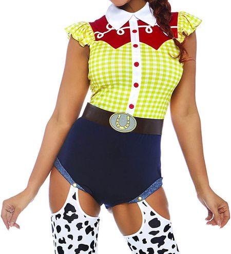 Leg Avenue Cowgirl Costume