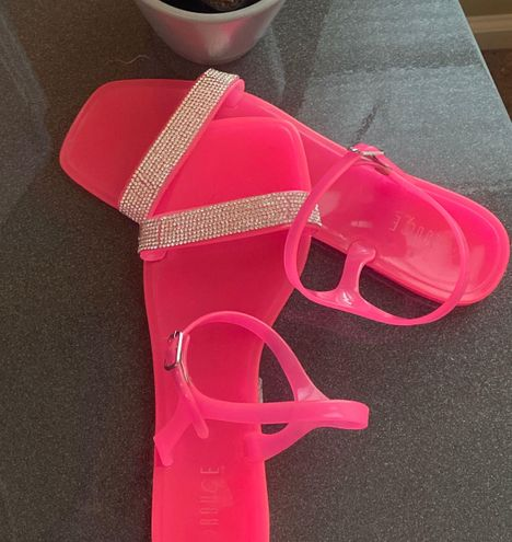 Route 66 Pink Diamond Sandals