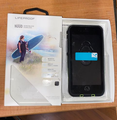 Lifeproof Iphone 8 black case
