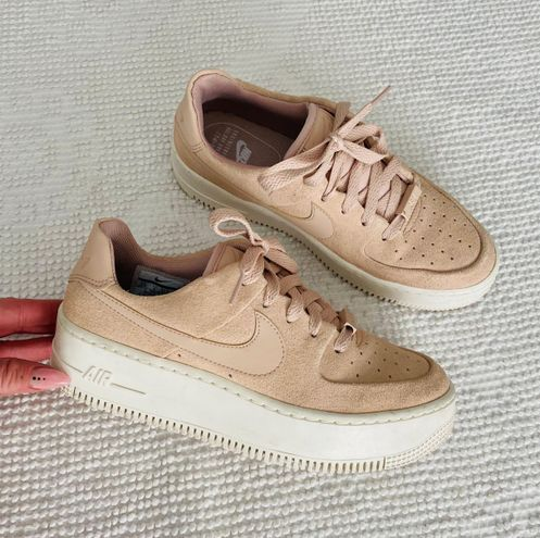Nike Air Force 1 Platform Shoes