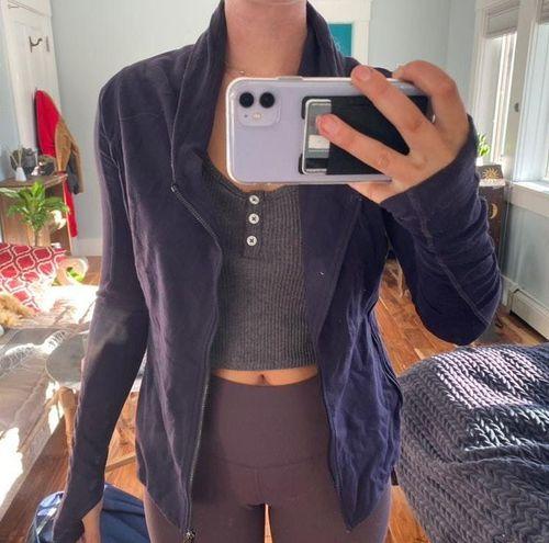 Lululemon  Purple Jacket