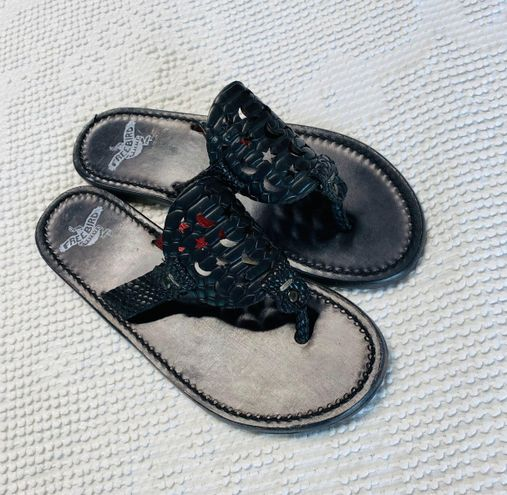FREEBIRD by Steven Black Moon And Stars Sandals