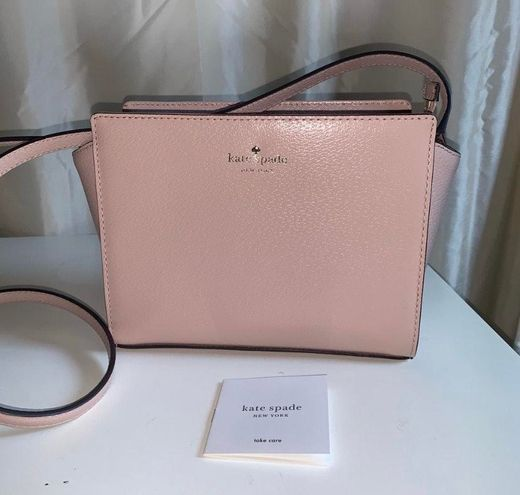 Kate Spade Pink Crossbody