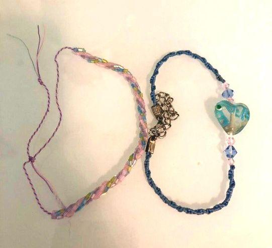 Pastel Bracelet Duo