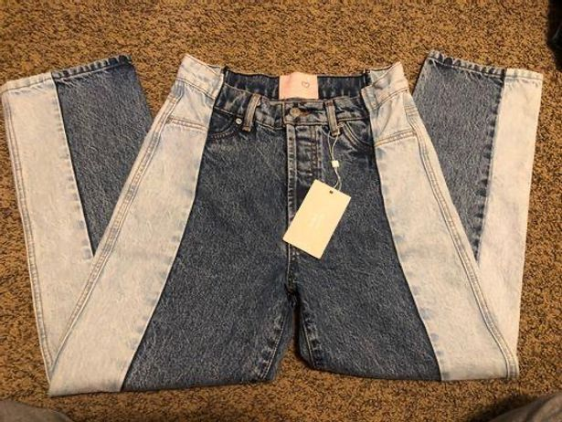 Revice Mom Jeans NWT