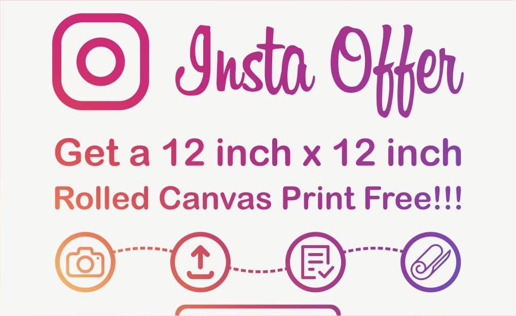 instagram offer