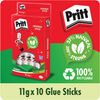 Pritt Stick 11G Hanging Box, Pack of 10 - HK05302