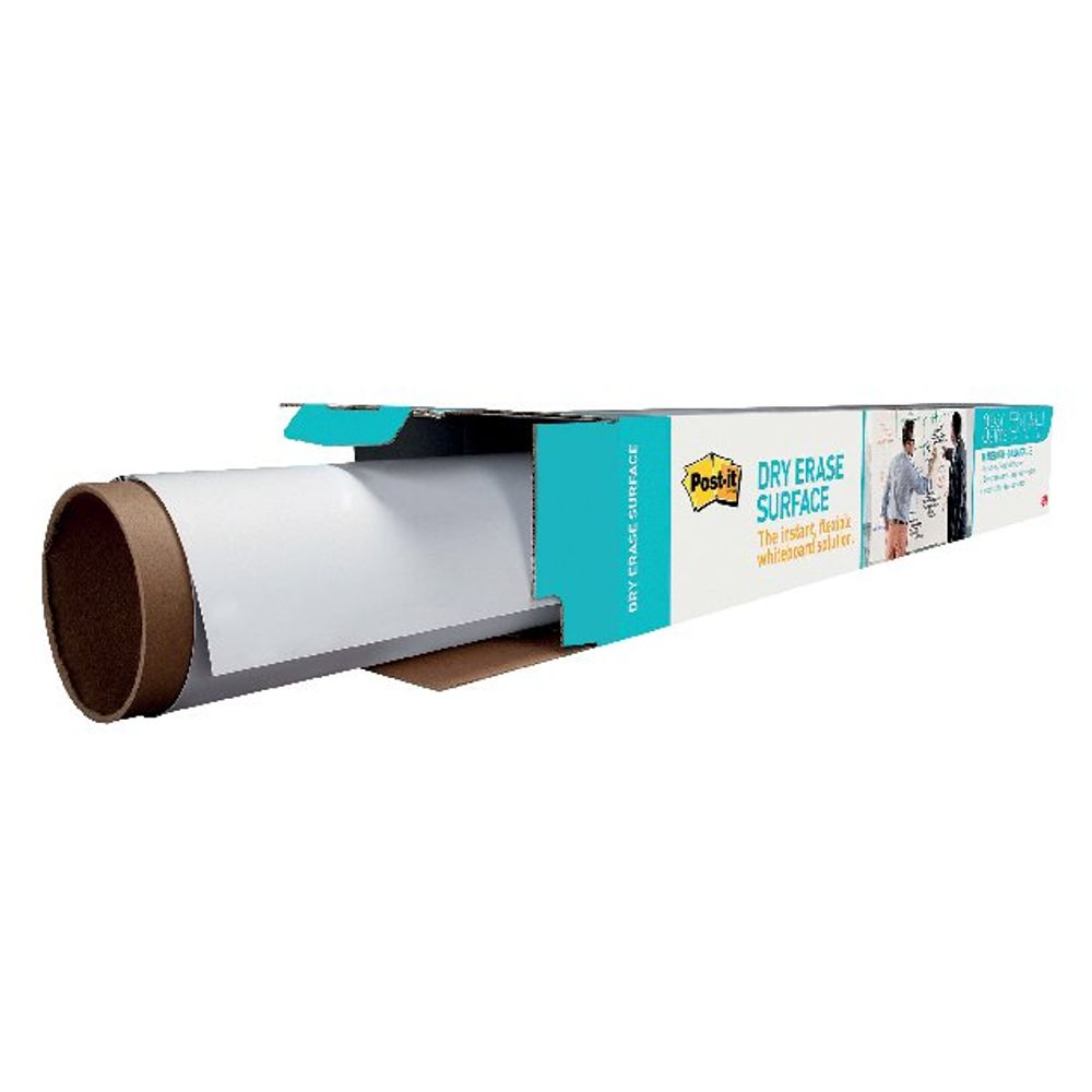 Super Sticky Post-it Dry Erase Film Roll, 609 x 914mm - DEF3X2EU