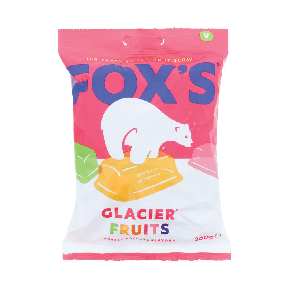 Fox's 200g Bag Glacier Fruits - KRCFGF