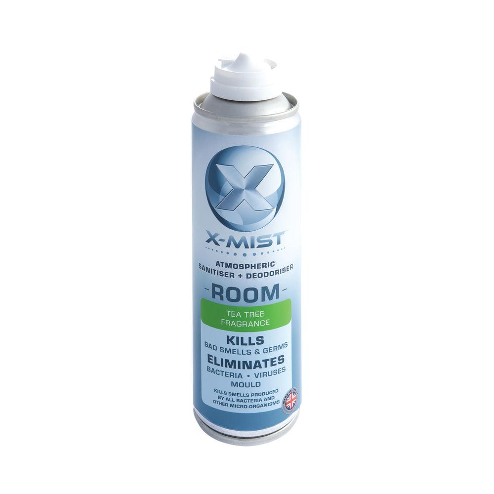 X-Mist 250ml Atmospheric Sanitiser And Deodoriser - X-MIST