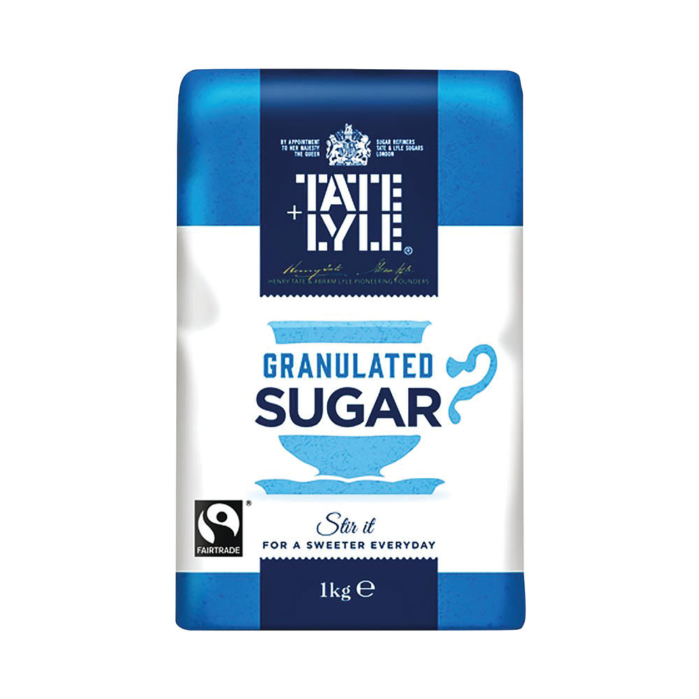 Tate + Lyle Granulated Sugar 413374
