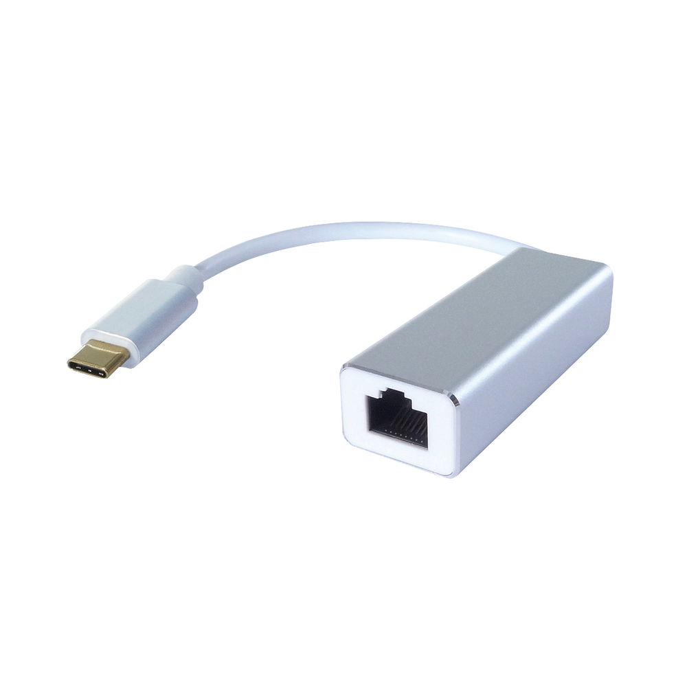 Connekt Gear USB C to RJ45 Cat6 Gigabit Ethernet Adaptor - 26-2986